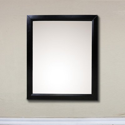 Bellaterra Home 7611-MC-ES Mirror Cabinet, 24-Inch, Wood, Espresso