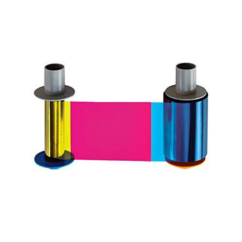 (Fargo 70205 Color Ribbon for HDP5600XE Id Printers - YMCKK - 500 prints)