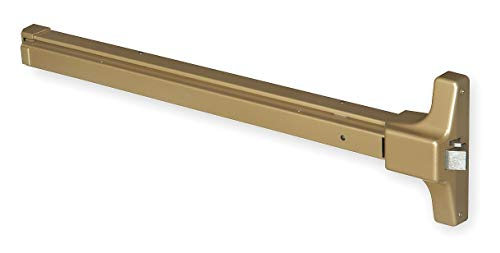 Yale Exit Device, Series 2100, Painted, Rim Pullman Bolt - 2100F x - Painted Pullman
