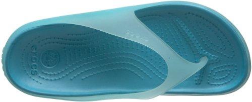 crocs Carlie Flip 11315 - Chanclas para mujer Azul