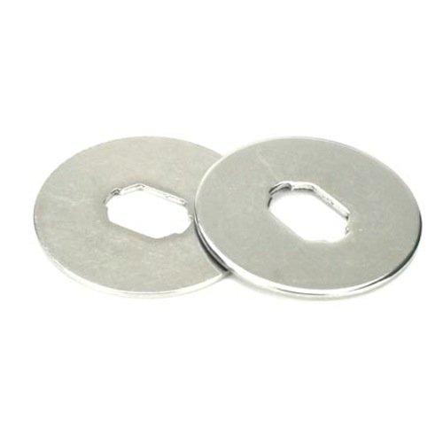 Brake Discs, Steel (2): LST/2, XXL/2 by Team Losi