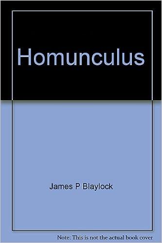 En ligne téléchargement gratuit Homunculus pdf ebook