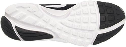 NIKE New Herren Presto Fly Running Sneaker Schwarz / Weiß / Schwarz