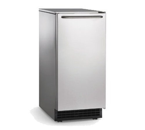 Scotsman CU50PA-1 Undercounter Ice Maker With Bin Gourmet Cube air-cooled up to by Scotsman