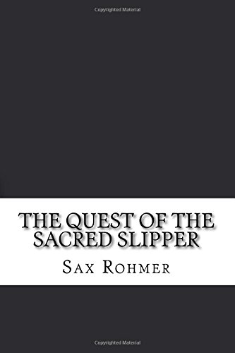 Download The Quest of the Sacred Slipper ebook