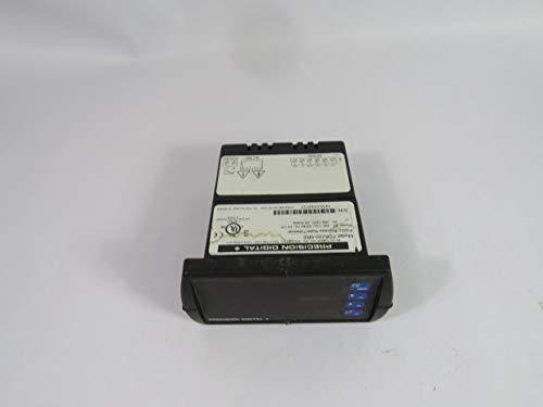 Precision Digital PD6200-6R0: Analog Input Flow Rate Meter & Totalizer; NEMA 4X, 1/8 DIN