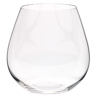 Riedel O Pinot Nebbiolo Stemless Wine Glass, Set of 6