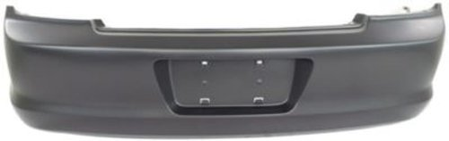 Crash Parts Plus Primed Rear Bumper Cover Replacement for 1998-2000 Honda Accord Coupe