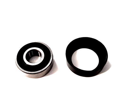 Vacuum Motor Repair - Lower ball bearing and bearing boot for Rainbow Rexair vacuum cleaner motor repair of models D4C and D4C.SE