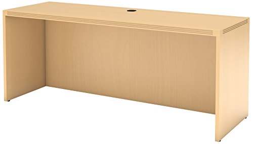 Mayline ACD6024LMA Aberdeen Credenza, 60''W x 24''D, Maple Tf by Mayline Group