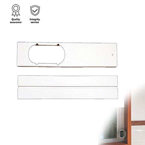 Portable AC Replacement Window Bracket Window Slide Kit Plate for Portable Air Conditioner