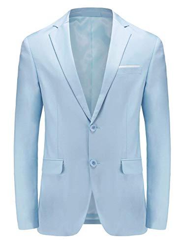Costume De Manteau Tailles Hommes Deux Fit Mariage Ventilation Couleurs Blazer Côté Veste Slim Confortable Vêtements Boutons Fumer 10 Owpq0f