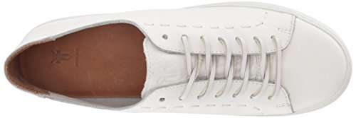 Frye Women's Lena Low Lace Sneaker White cheapest price for sale RqHOHdl