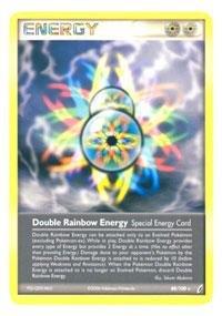 (Pokemon - Double Rainbow Energy (88) - EX Crystal Guardians - Holofoil)