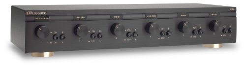 Russound SDB-6.1 6-Pair Dual-Source Speaker Selector (Source 4 Pair Speaker Selector)