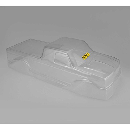 Racerback Cab (1/10 1993 Ford F-250 SuperCab Monster Truck Clear Body with Racerback)