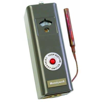 Aquastat Controller, High Limit Manual by Honeywell