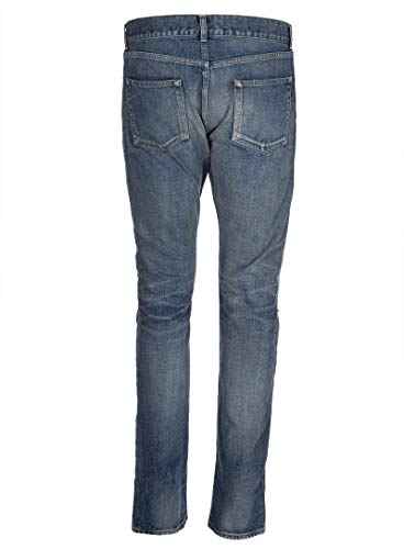 Denim Saint 531696yd8624512 Jeans Blu Uomo Laurent IRqZRaw7