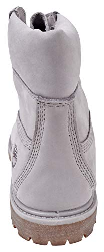 Lilac Comfort Light inch 6 for Timberland Boots Waterproof with Women��s Padded Collar Uppers Leather Premium Nubuck Durable Added wag6nBZqn