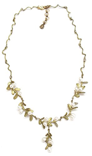 ''Boxwood'' Twig Necklace by Michael Michaud for Silver Seasons by Michael Michaud (Image #3)