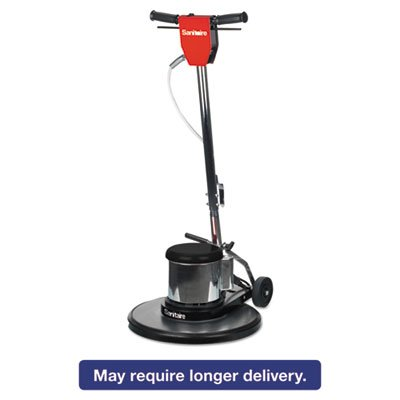 postalproducts SC6025D Sanitaire  Floor Machine with 50' Power Cord, Single Speed, 1.5 hp Commercial Motor, 20