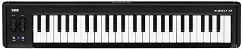 - Korg microKEY air 49 - Key Bluetooth and USB MIDI Controller