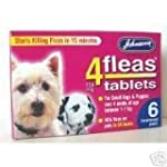 Johnsons Veterinary Products 4Fleas T...
