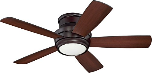 """Craftmade TMPH44OB5 Tempo Hugger 44"""" Ceiling Fan With Remote"""