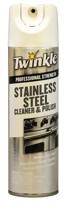 Malco Products 525417 Professional-Grade Stainless Steel Cleaner and Polish, 17-oz. - Quantity 1