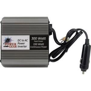 Amazon power gear 300 watt 12 volt power inverter dc to ac power gear 300 watt 12 volt power inverter dc to ac 73640 110 publicscrutiny Images