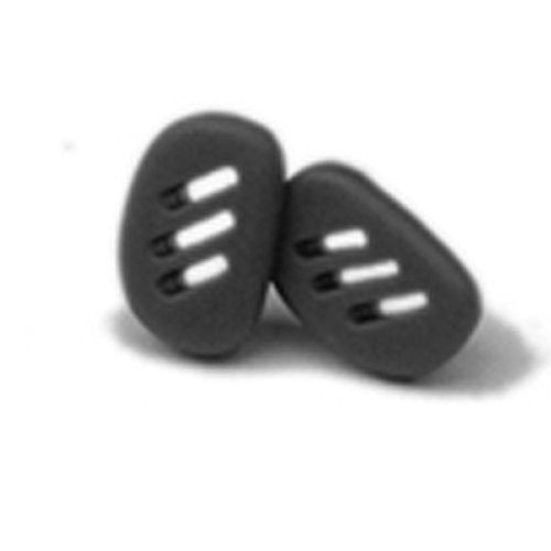 Tifosi Optics Sunglasses Replacement Nose Pads - Pair (Nosepads for Asian Slip/Slip 2011+, - For Noses Sunglasses Asian