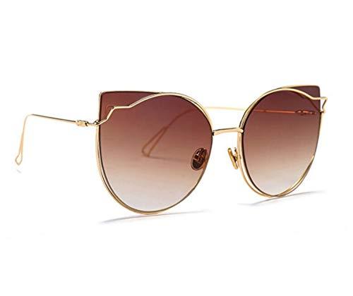 Big de plein FlowerKui en de soleil Frame pêche lunettes de air Unisexe soleil Golden Fashion Lunettes XqXaTEw4