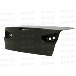 SEIBON 08-09 Lancer/EVO X Carbon Fiber Trunk Lid OEM ()