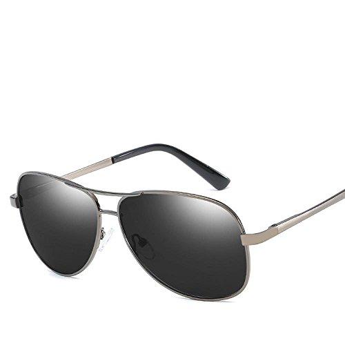 Tendencia Libre Deportes Axiba al Sol de Hombres Pilotos polarizantes Pesca creativos Regalos de Gafas de de los Gafas Gafas Aire C Metal Moda Modelo Sol de TfTpa