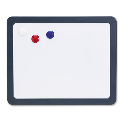 (Officemate Verticalmate Magnetic Dry Erase Board, Slate Gray (29202))