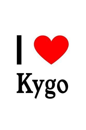 I Love Kygo: Kygo Designer Notebook