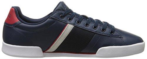 Lacoste Heren Deston 116 1 Mode Sneaker Marine