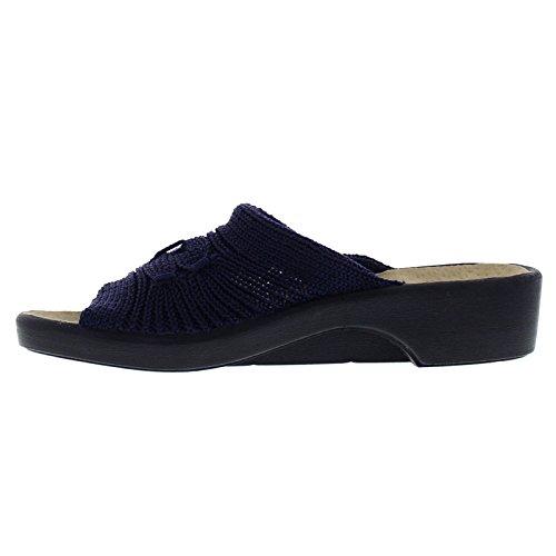 Arcopedico Bleu Splash Womens Sandals Nylon q1zfw