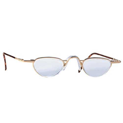 +6 Diopter Eschenbach Half-Eye Prism - Eyewear Photography