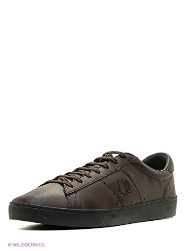 Fred Perry Spencer Leather Dark Choco B9070325, Deportivas
