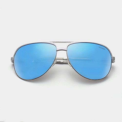 sol de de Gafas sol UV400 aviador polarizadas SSSX sol conducción Gafas de de Color A sol Gafas Neutral Gafas hombre para C de de pqATSvUxw
