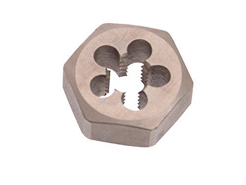 Dormer - F302 HSS Dienuts Metric Coarse Thread 8.0 x 1.25 Pitch - DORF302M8 by Dormer (Image #1)