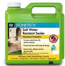 LATICRETE STONETECH Salt Water Resistant Sealer 5 Gallon