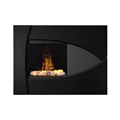 Dimplex BBK20R Electric Fireplace, Black