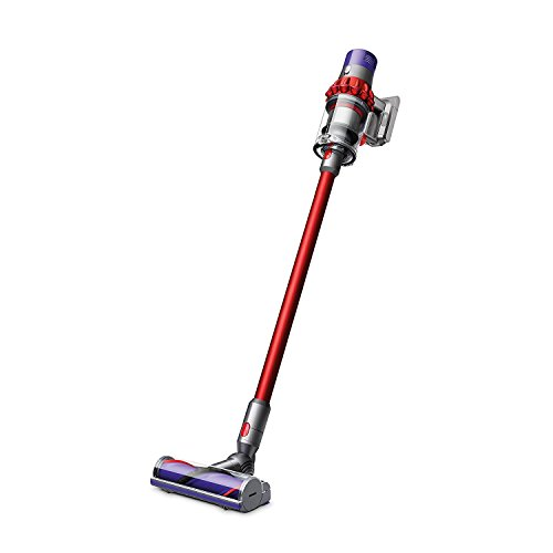 Dyson Cyclone V10 Motorhead Lightweight Cordless Stick HEPA Vacuum Cleaner + Direct Drive Cleaner Head + Crevice Tool + Combination Tool + Docking Station