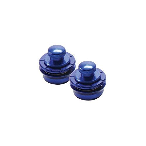 - Hennessey Metallic Strap Locks Blue
