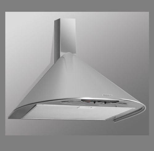 Campana extractora AKPO WK-5 RONDO TURBO Inox / 60cm / 320m3/h - Campana extractora de cocina: Amazon.es: Grandes electrodomésticos