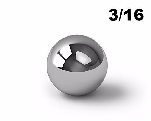 3//16 Inch 440 Stainless Steel Ball Bearings G25-500 Balls