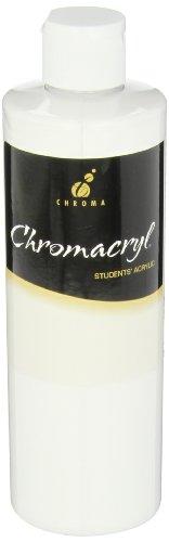 Chroma Chromacryl Non-Toxic Premium Acrylic Paint - Pint - W