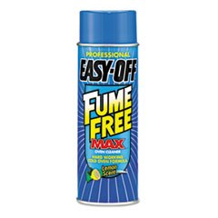 ** Fume Free Max Oven Cleaner, Lemon Scent, Foam, 24oz Aerosol Can by 4COU